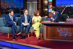 Gayle King - The Late Show with Stephen Colbert: May 14th 2019