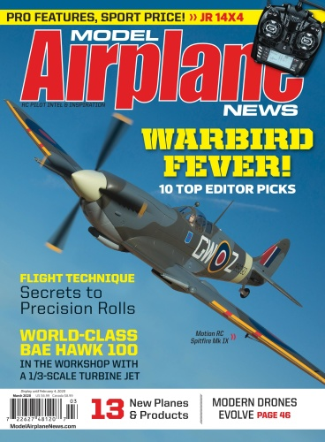 Model Airplane News - March 2020