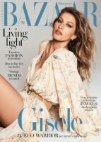 Gisele Bundchen -        Harper's Bazaar Magazine (Australia) April 2020.