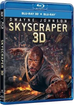 Skyscraper 3D (2018) Full Blu-Ray 3D 39Gb AVCMVC ITA DD Plus 7.1 ENG Atmos/TrueHD 7.1 MULTI