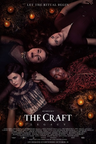 The Craft Legacy 2020 HDRip XviD AC3-EVO