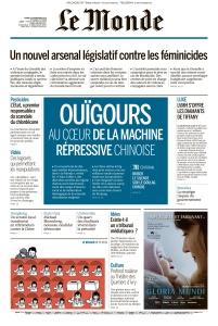 Le Monde - 26 11 (2019)