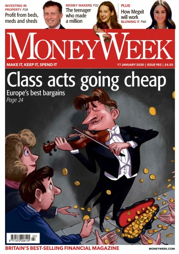 MoneyWeek - Issue 982 - 17 January (2020)