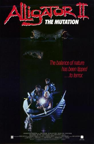 Alligator II The Mutation (1991) 720p BluRay x264 ESubs [Dual Audio][Hindi+English] -=!Dr STAR!=-