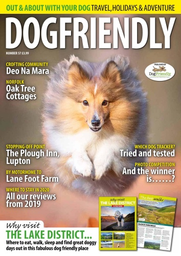 Dog Friendly - Issue 57 - January-February (2020)