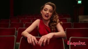 Amber Heard - Esquire (2014)   1080p