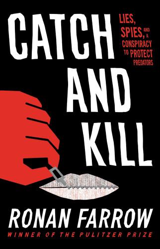 09 CATCH AND KILL by Ronan Farrow