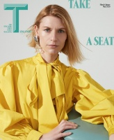 Claire Danes -    New York Times Style Magazine (Singapore) May 2020.