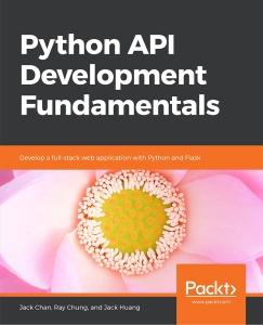 Python API Development Fundamentals by Jack Chan