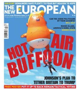 The New European  05 December (2019)