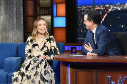 Olivia Wilde - The Late Show with Stephen Colbert: May 17th 2019