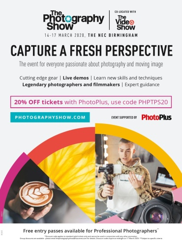 PhotoPlus The Canon Magazine - February (2020)