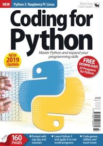 Coding for Python  November (2019)