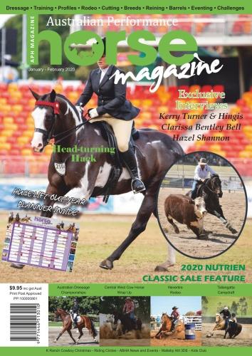 Australian Performance Horse Magazine - January-February (2020)