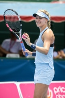 Genie Bouchard -           Kooyong Classic Tennis Tournament Melbourne January 11th 2018.