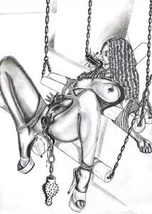 Edith BDSM Art
