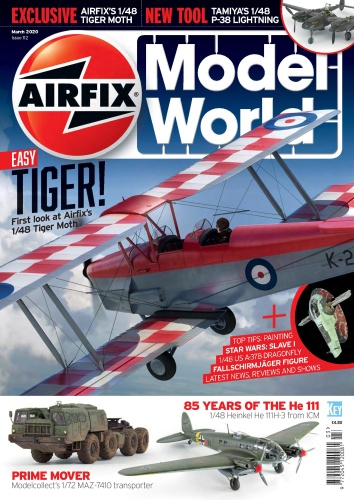 Airfix Model World - Issue 112 - March (2020)
