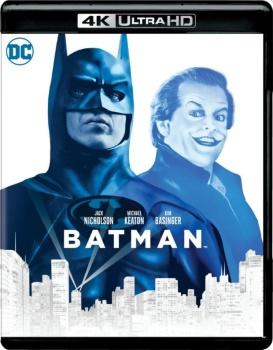 Batman (1989) Full Blu-Ray 4K 2160p UHD HDR 10Bits HEVC ITA DD 2.0 ENG Atmos/TrueHD 7.1 MULTI