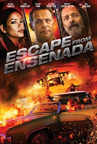 Escape from Ensenada (2017) 720p BluRay - Hin + Tel + Tam + Eng 750MB ESub