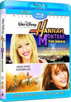 Hannah Montana - The Movie (2009) BD-Untouched 1080p AVC DTS HD ENG DTS iTA AC3 iTA-ENG