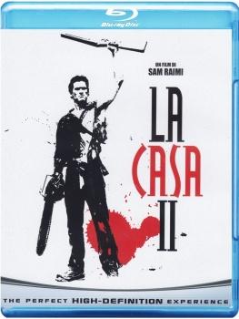 La Casa 2 (1987) Full Blu-Ray 20Gb AVC ITA SPA POR DTS 2.0 ENG DTS-HD MA 5.1