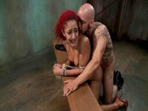 Hot Slut is Tortured and Fucked Daisy Ducati Derrick Pierce - BDSM, Punishment, Bondage