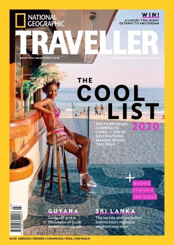 National Geographic Traveller UK 03 (2020)