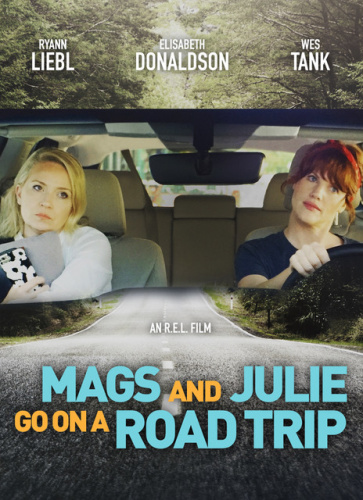 Mags and Julie Go on a Road Trip 2020 HDRip XviD AC3-EVO