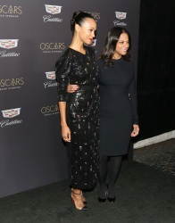 Zoe Saldana - Cadillac celebrates The 91st Annual Academy Awards in LA 02/21/2019