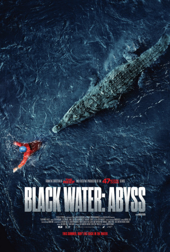 Black Water Abyss 2020 HDRip XviD AC3-EVO