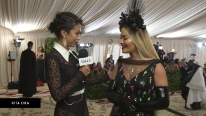 "Rita Ora - Vogue ""Cleavage"" 