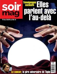 Le Soir Magazine  27 Septembre (2017)