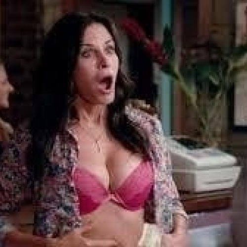 Courtney cox nude porn