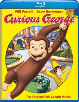 Curioso come George (2006) Full Blu-Ray 26Gb AVC ITA DTS 5.1 ENG DTS-HD MA 5.1 MULTI