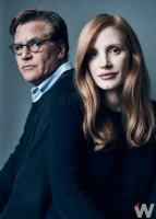 Jessica Chastain - The Wrap December 2017