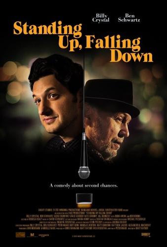Standing Up Falling Down 2019 720p WEBRip X264 AC3-EVO