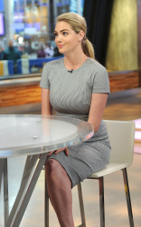 Kate Upton - Good Morning America: February 9th 2018