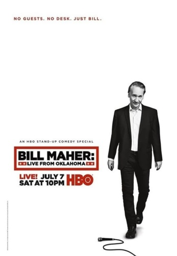 Bill Maher Live from Oklahoma 2018 WEBRip x264-ION10