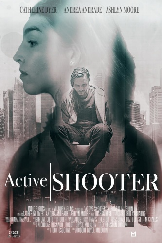Active Shooter 2020 HDRip XviD AC3-EVO