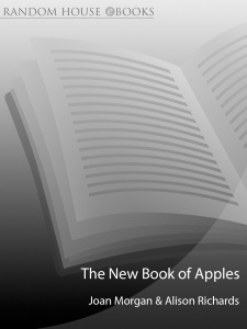 The New Book of Apples - The Definitive Guide to Over 2,000 Varieties
