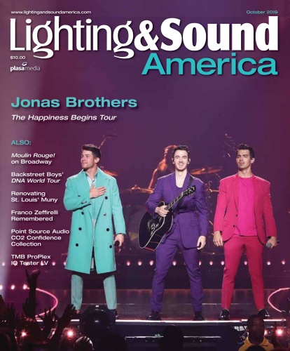Lighting & Sound America - October (2019)