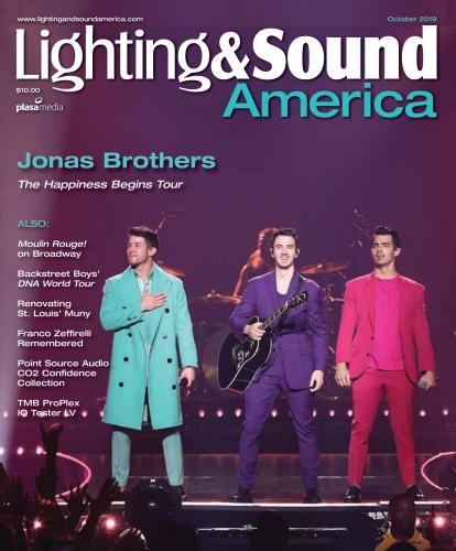 Lighting & Sound America - October (2019)