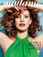 Jessica Chastain - Madame Figaro January 2018