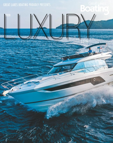 Great Lakes Boating Luxury Guide - December 2019 (2020)