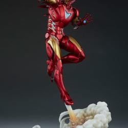 Iron Man Extremis Mark II - Statue (Sideshow) 4lZb3Q1T_t