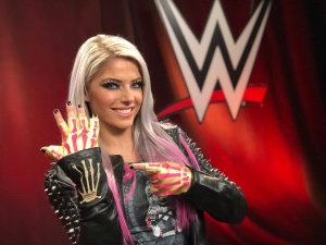 Alexa Bliss - WWE Raw in Denver - 09/24/2018