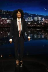 Tracee Ellis Ross - Jimmy Kimmel Live: December 5th 2017