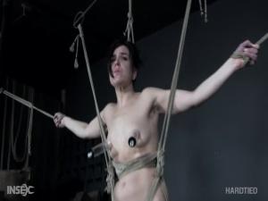 Juliette March Manhandled - BDSM, Punishment, Bondage