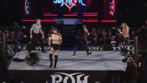 ROH Honor Reigns Supreme 12th Jan 2020 Rip h264-TJ