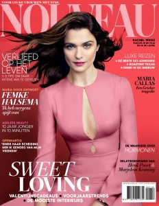 Rachel Weisz -                Nouveau Magazine (Netherlands) February 2018.